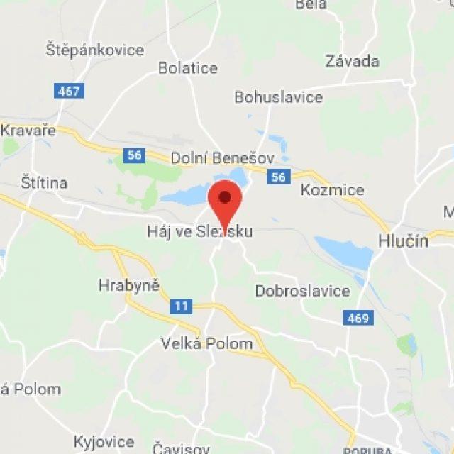 Palivové dřevo Háj ve Slezsku – Stuchlík