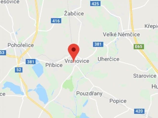 Pila Vacek Vranovice