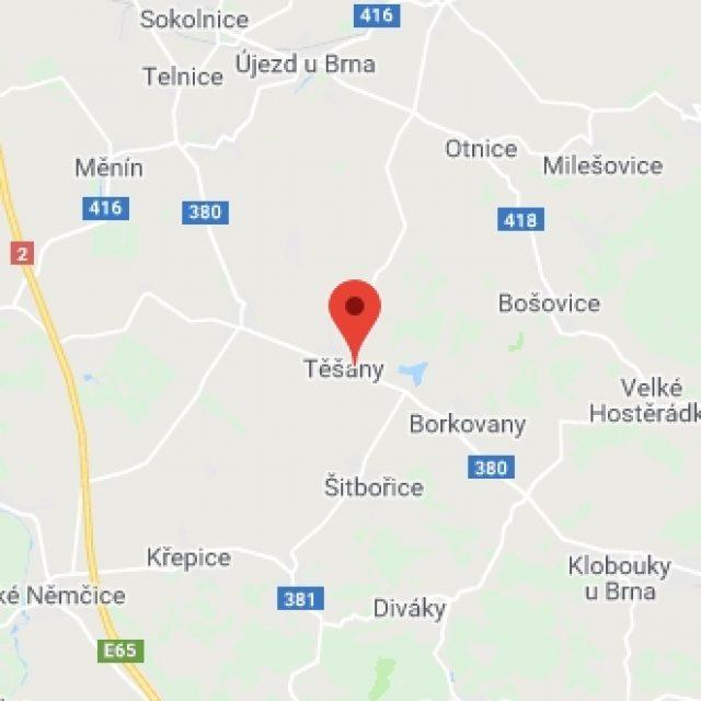 Pila Těšany – ARDO PLUS, s.r.o.