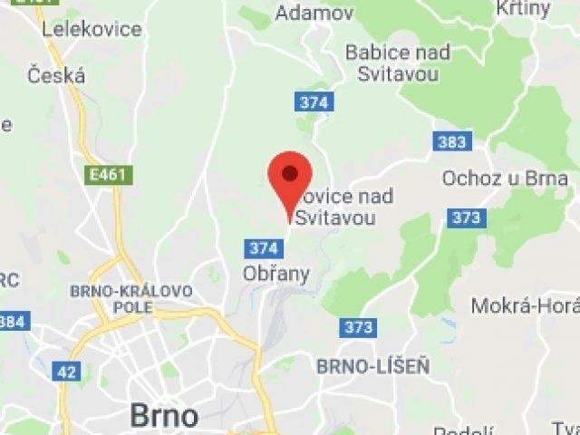Palivové dřevo Vránek Brno Bílovice nad Svitavou